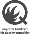 Q-Label Fachkraft 35mm grau